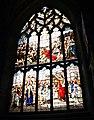 2. St. Giles' Cathedral, Edinburgh, Scotland, UK. Interior. Stained glass.jpg