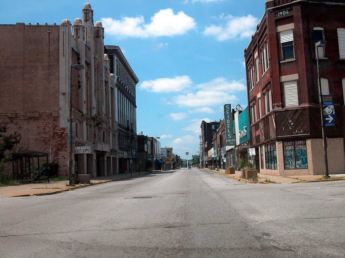 Downtown East St. Louis Historic District - Wikipedia