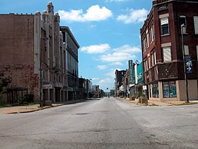 East Saint Louis