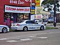 2003 Ford BA Falcon XR8 - NSW Police (5497891751).jpg
