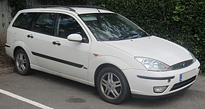 Ford Focus (first generation)