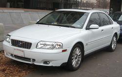 2004-2006 Volvo S80 (US)