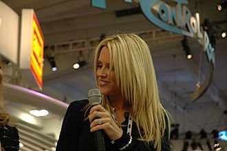 Jenny McCarthy - McCarthy in April 2005