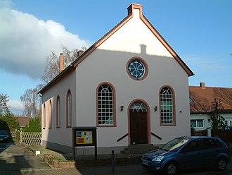 Obersülzen - Mennonite church