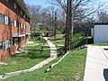 2008 04 02 - Greenbelt - Gardenway pedestrian path 1.JPG