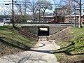 2008 04 02 - Greenbelt - Gardenway pedestrian path 3.JPG