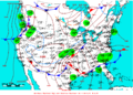 2009-04-02 Surface Weather Map NOAA.png
