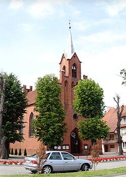 20100706 Nowy Dwor Gdanski, church 1, 2.jpg
