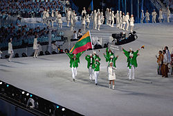 2010 Opening Ceremony - Lithuania entering.jpg