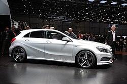 Mercedes-Benz Classe A (W176)