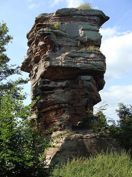 Burg Anebos bei Annweiler