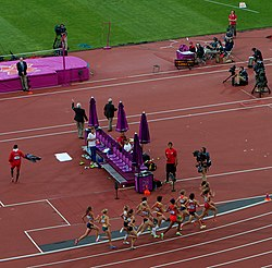 2012 Summer Olympics events, Athletics.jpg