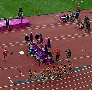 Athletics at the 2012 Summer Olympics – Women's 1500 metres - Image: 2012 Summer Olympics events, Athletics