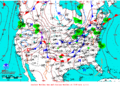 2013-05-23 Surface Weather Map NOAA.png