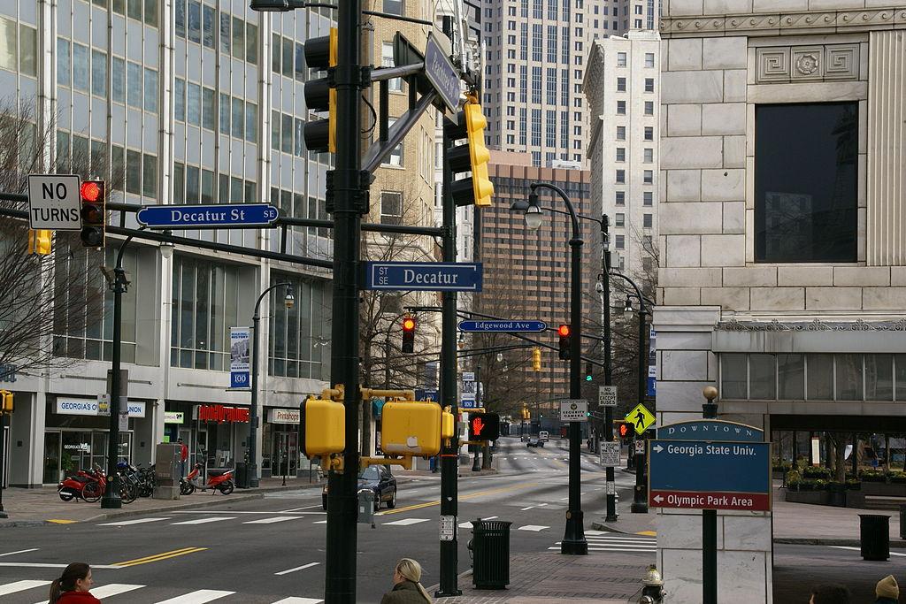 Downtown Atlanta Hotel Specials