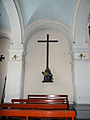 2013 Altar of Saint Benedict church in Płock - 05.jpg
