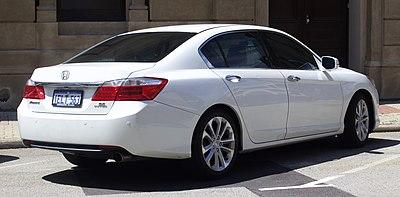 Honda Accord Vti L Australia Pre Facelift