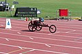 2013 IPC Athletics World Championships - 26072013 - Angela Ballard of Australia during the Women's 400M - T53 first semifinal 1.jpg