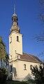 2013 Karwina, Frysztat, Kościół św. Marka 04.jpg
