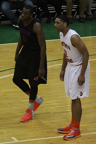 Cliff Alexander - In high school, Alexander (left) was contrasted with crosstown rival Jahlil Okafor (right).