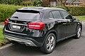 2014 Mercedes-Benz GLA 200 CDI (X 156) wagon (2015-08-07) 02.jpg