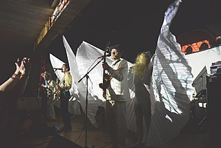 of Montreal American indie pop band