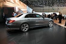 Mercedes-Benz E-Class (W213) - Wikipedia, the free ...