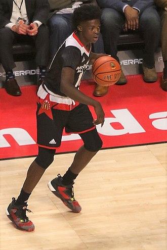 2016–17 Big 12 Conference men's basketball season - Andrew Jones, Texas