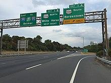 Interstate 195 (New Je...I 95 Exit 92