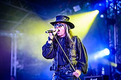 Fields of the Nephilim auf dem Amphi Festival 2017