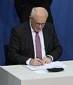 2018-03-12 Unterzeichnung des Koalitionsvertrages der 19. Wahlperiode des Bundestages by Sandro Halank–068.jpg