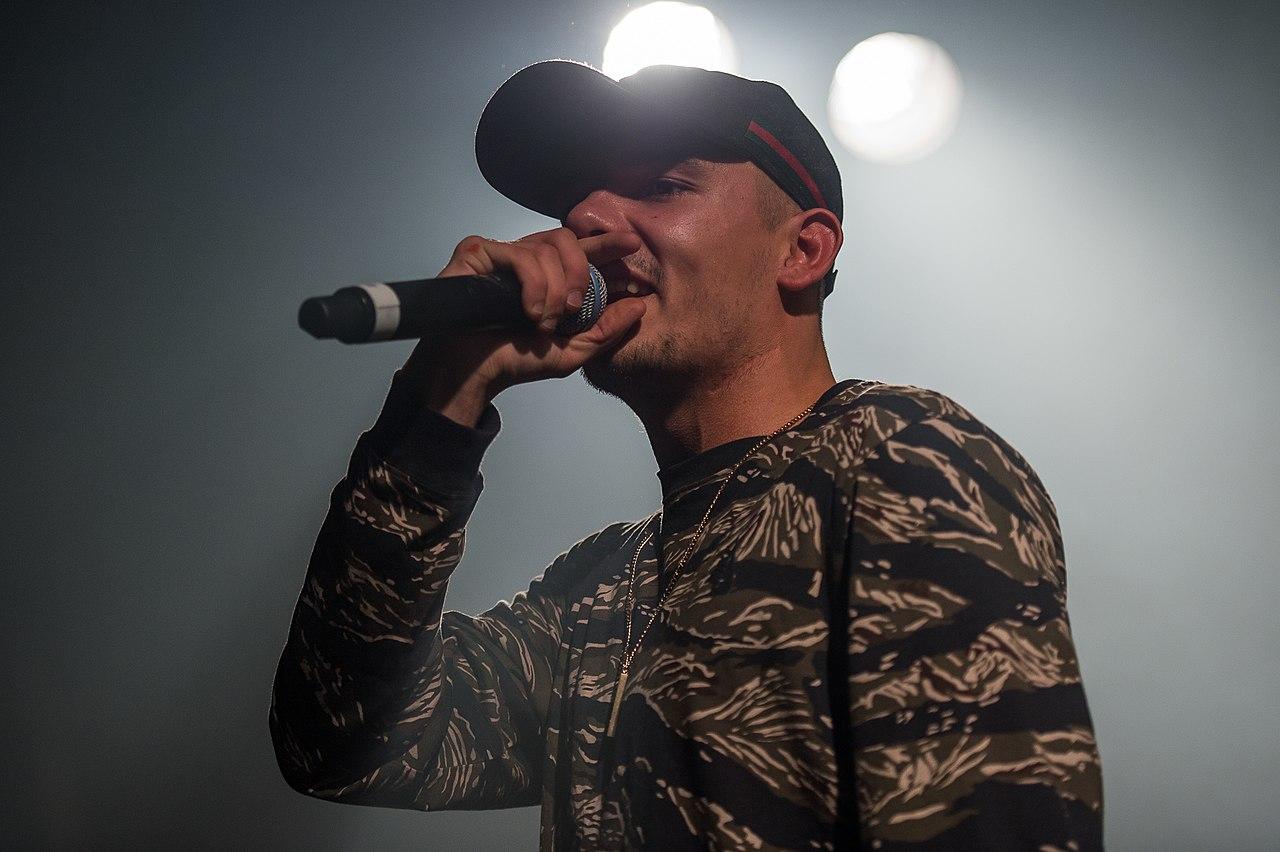 Capital Bra Ein Rapper Aus Einer Ganzen Anderen Ecke Der Welt