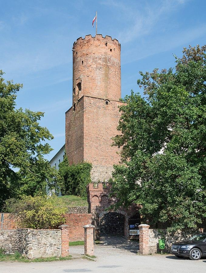 Łagów Castle