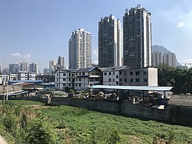 201908 Buildings in Tongzi County.jpg