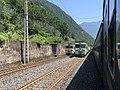 201908 SS3-4334 and SS3-4346 at Leyao Station.jpg
