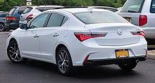 Acura ILX - Wikipedia
