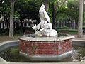 204 Font de la Cigonya i la Guineu, parc de la Ciutadella.JPG
