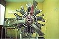 220 HP 9-Cylinder Continental Radial Aero Engine - Motive Power Gallery - BITM - Calcutta 2000 163.jpg