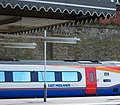 222003 Class 222 Meridian Tornado 24 March 2009 Sheffield Midland station pic 2.jpg