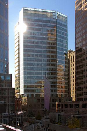 222 Main - 222 South Main Street Building, Salt Lake City Utah USA