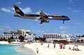 283bl - US Airways Boeing 757-2B7, N611AU@SXM,05.03.2004 - Flickr - Aero Icarus.jpg
