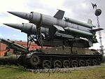 2K11 Krug at Military Historical Museum of Artillery, Engineers and Signal Corps 01.jpg