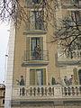 332 Balcons de Barcelona, amb el Dr. Robert, Verdaguer, Miró i C. Amaya.JPG