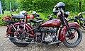 33 Internationale Ibbenbuerener Motorrad Veteranen Rallye 2013 Harley Davidson R 3 1936 01.jpg