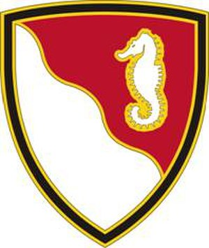 36th Engineer Brigade (United States) - Image: 36Eng Bde CSIB