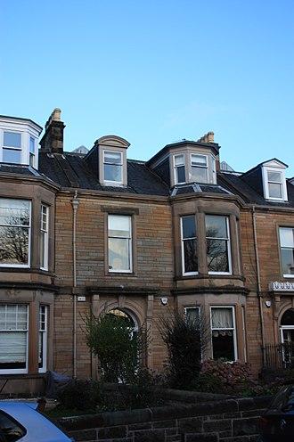 Andrew Peebles Aitken - 38 Garscube Terrace, Edinburgh