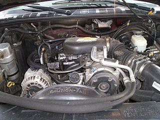 General Motors 90° V6 engine Former American engine