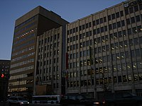 433 Main Street and Canadian Wheat Board Building, Winnipeg.jpg