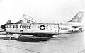 456th Fighter-Interceptor Squadron North American F-86L-60-NA Sabre 53-0611.jpg