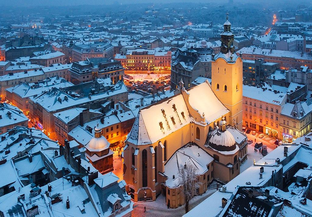 46-101-0548 Lviv Latin Cathedral RB 18